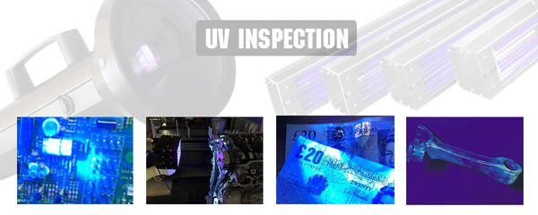 Uv Blacklight Inspection Lamps Uv Inspection Lamps
